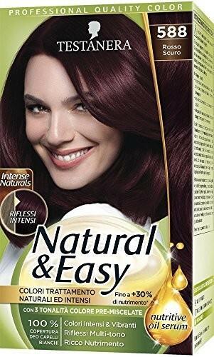 TESTANERA Barwniki do włosów colorazione stałe Natural   Easy N 575 castano  dorato NATURALE 1927035 3b65832c2b74