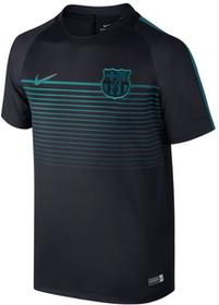 Nike KOSZULKA FC BARCELONA SQUAD JUNIOR (819084-014)