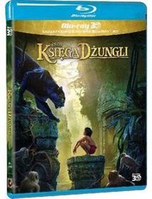 GALAPAGOS Księga dżungli 3D (2BD)