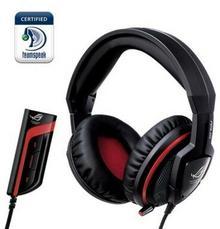 Asus Headset Orion Pro czarno-czerwone