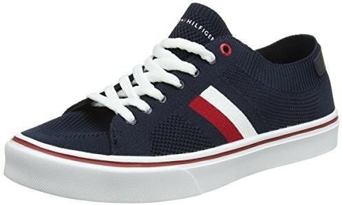 01adbc53d7a6c Tommy Hilfiger męski Lightweight Corporate Sneaker