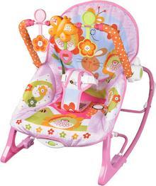 iBaby Bujak leżak fotelik 3w1 + zabawki 68112 68112