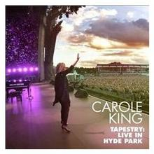 Tapestry Live at Hyde Park CD+DVD) Carole King