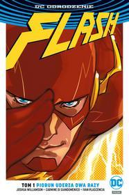 DC Odrodzenie. Flash. Tom 1. Piorun uderza dwa razy