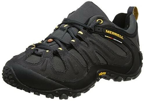 Merrell CHAMELEON Wrap Slam, męskie buty trekkingowe & do wędrówek - szary - 40 EU B01N39PLXI