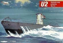 Mirage Hobby Okręt Podwodny U-2