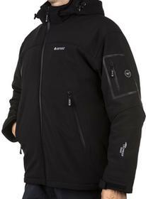 Hi-Tec Męska Kurtka GINNY II BLACK/BLACK r XL 5901979081326