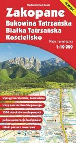 zbiorowe Opracowanie Zakopane, Bukowina Tatrzańska, Białka Tatrzańska i Kościelisko / wysyłka w 24h