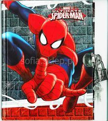 Beniamin Spider Man Kołonotatnik