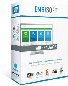 Emsisoft Anti-Malware 1PC / 1Rok