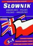 Słownik angielsko-polski polsko-angielski 3 w 1 PRACA ZBIOROWA