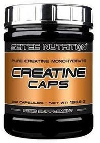 Scitec Nutrition Creatine Caps - 250kaps