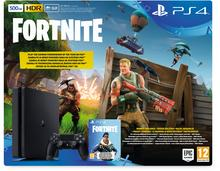 Sony PlayStation 4 500GB Czarny + Fortnite