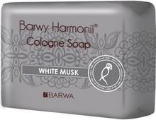 Barwa Mydło w kostce Białe piżmo - Harmony Soap Mydło w kostce Białe piżmo - Harmony Soap