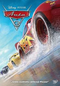 Walt Disney Studios Home Entertainment Auta 3 DVD) Fee Brian