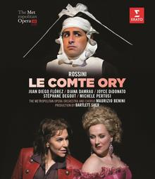 Rossini Le comte ory Blu-ray) Joyce Didonato Diana Damrau Juan Diego Florez