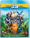 IMPERIAL CINEPIX Strażnicy marzeń 3D Blu-Ray) Peter Ramsey