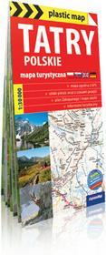 ExpressMap praca zbiorowa plastic! map Tatry polskie. Foliowana mapa turystyczna 1:30 000