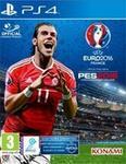 CDP Gra PS4 Pro Evolution Soccer 2016 Euro 2016