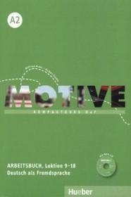 Motive a2 arbeitsbuch lektion 9-18 mit mp3-cd - dostępny od ręki, wysyłka od 2,99