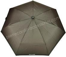 PIERRE CARDIN Parasol PIERRE CARDIN 601 Jasny brąz - jasny brąz 601 wzór 7-0