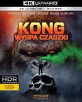 Galapagos Kong Wyspa Czaszki 4K Ultra HD) Blu-ray) Jordan Vogt-Roberts