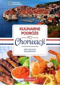 Burda Książki NG Kulinarne podróże po Chorwacji - Burda NG Polska