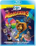 IMPERIAL CINEPIX Madagaskar 3 3D Blu-Ray) Eric Darnell Tom McGrath Conrad Vernon