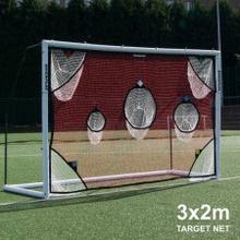 Quickplay Mata do treningu celności bramka piłkarska 3 x 2 m 23082716