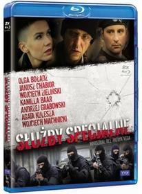 Telewizja Polska S.A. Służby specjalne (Blu-ray) Patryk Vega