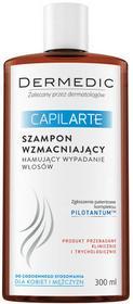 Biogened S.A. DERMEDIC CAPILARTE Szampon wzmacniający hamujący wypadanie włosów, 300ml