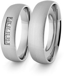 Eminence Obrączki srebrne klasyczne 5 mm - 4 Ag-classic-5-4