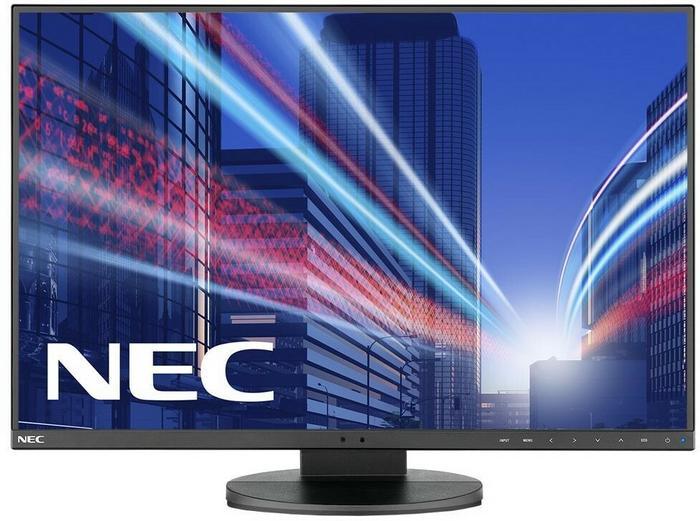 """NEC MultiSync EA245WMi 24"""" czarny"""