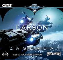 StoryBox.pl Zagłada. Star Force (audiobook CD) - B. V. Larson