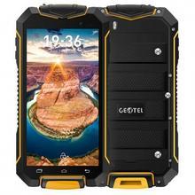 Geotel A1 8GB Dual Sim Czarno-pomarańczowy