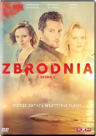 IMPERIAL CINEPIX Zbrodnia sezon 1 DVD) Greg Zgliński