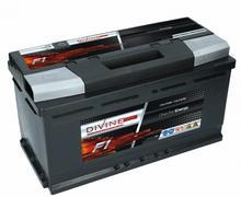 DIVINE F1 SMF 12V 100Ah 860A (EN) +P F1100