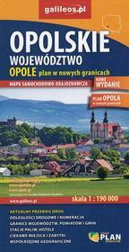 Województwo Opolskie, Opole, 1:190 000 / 22 500 Plan