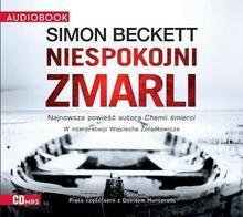 Niespokojni zmarli audiobook CD) Simon Beckett