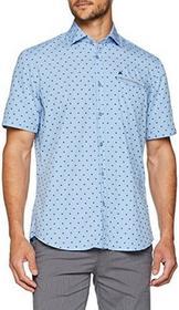 7d45ef10a314 Lerros męska koszula rekreacyjna - krój regularny s 2852312-417