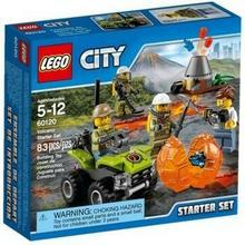 LEGO City Wulkan zestaw startowy 60120