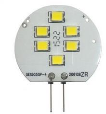 Polux Żarówka LED G4 12V 1,5W 5903137206138