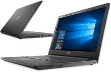 "Dell Vostro 3568 15,6"" HD, Core i3, 500GB HDD, 240GB SSD, 4GB RAM, HD520, W10Pro"