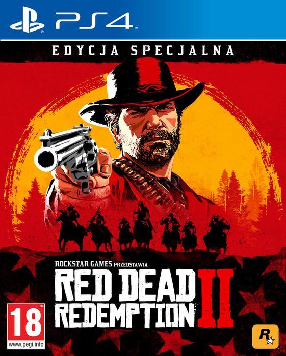 Red Dead Redemption 2 Edycja Specjalna PS4