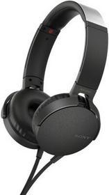 Sony MDR-XB550APB czarne