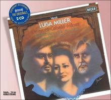 Richard Van Allan; Anna Reynolds; Luciano Pavarott The Originals Verdi Luisa Miller