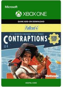 Fallout 4 Contraptions Workshop DLC XONE wersja cyfrowa