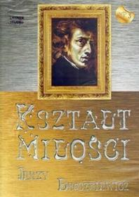 Kształt miłości (audiobook CD) - Jerzy Broszkiewicz