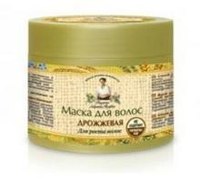 Natura Siberica Babuszka Agafia Drożdżowa maska do włosów 300 ml ID-17764
