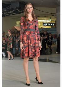 Opowieść Wigilijna - sukienka